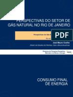 perspectiva do setor de gás natural
