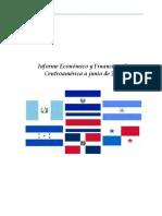 02. Informe Económico y Financiero de Centroamérica, Referido a Junio 2014