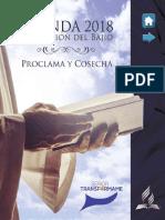 Agenda Asociación del Bajío 2018