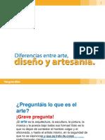 Diferencia Entre Arte y Diseño
