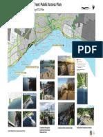 Shoreline development project