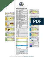 Sample SHS schedule