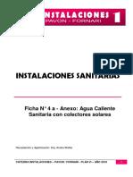 Ficha 4a - Anexo - Agua Caliente Sanitaria Con Paneles Solares