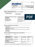 Val Allflt 10 Hydraulic Oil Ibc 325 Ga 000000000000841599 United States (Ghs) - Spanish