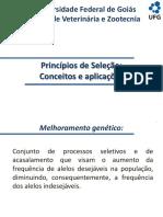 Aula_Principios de Seleção_Ganho Genético 01 Agro