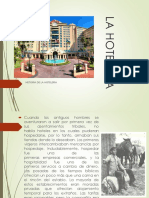 Historia de La Hoteleria-tipos de Hoteles-tipos de Alojamiento.