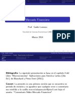 Lecture - Mercado Financiero (Slides).pdf