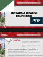 SEGURIDAD EN ESPACIOS CONFINADO