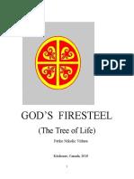 Petko Nikolic Vidusa - God's Firesteel (The Tree of Life)