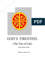 Petko Nikolic Vidusa - God's Firesteel (The Tree of Life)