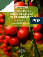 Investigación Sobre Agroquimicos en Tomate