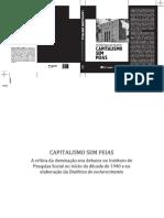 Capitalismo Sem Peias - Introdução