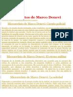 4 microrrelatos de Marco Denevi.docx