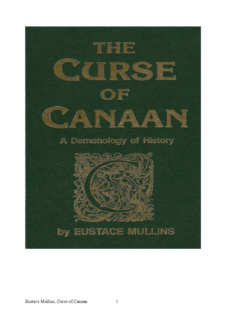 Eustace Tilley Celebrates 72nd Birthday >> Eustace Mullins The Curse Of Canaan Lilith 10k Views