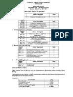 Lpu Public Administration Program