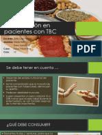 Alimentación en Pacientes Con TBC
