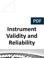 Validity, Reliability, Data Collection, Data Analysis