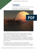 9 Fakten Über Den Mond Und Warum Er Unmöglich Echt Sein Kann