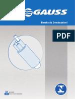 Catalogo Gauss de Bomba de Combustível