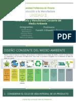 Manufactura y medio ambiente