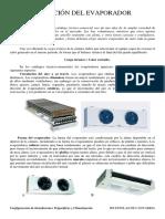 Apuntes Configuración (Seleccion Del Evaporador y Condensador)