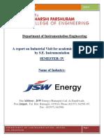 Industrial Report 2014