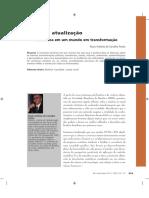 Bioetica Mundo Transformaçao