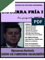 8. GUERRA FRÍA I