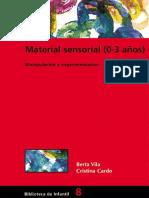 PDF Material Sensorial (0-3 Anos)