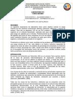 Informe 2 Hidro II