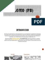 Identificación y riesgo de Los Productos Químicos