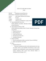 Satuan Acara Penyuluhan Thalasemia[1]