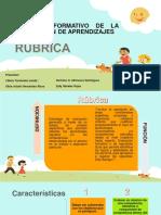 Rùbrica_Enfoque Formativo de La Evaluaciòn de Aprendizajes