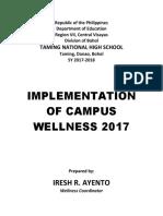 Wellness Final