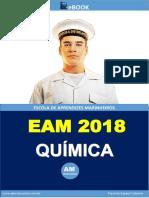 Apostila Completa Eam 2018(Química)