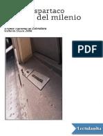 El Error Del Milenio - Daniel Espartaco Sanchez