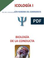 Biología de la conducta.