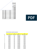 Sample Data Sets for Linear Regression1