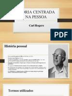 Teoria Centrada Na Pessoa _ Carl Rogers