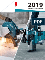 2019 Makita Product Catalog
