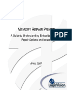 Memory Repair Primer