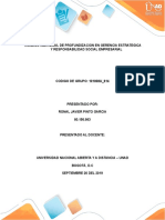 Trabajo Individual Modelo de Gestion Audifarma Ronal Pinto