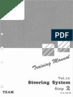 Step 2 Vol 11 Steering System