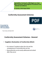 Conformity Assessment 17065