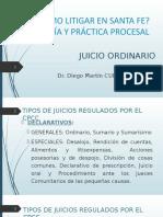 CURSO JURIS - JUICIO ORDINARIO - DIEGO CULASSO.OCT 2019.ppt