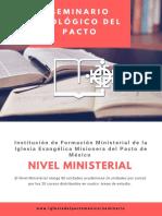 Nivel Ministerial