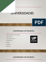 Proceso de Analisis de Carreras y Universidades