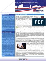 03 TRAM Newsletter Third Edition v1