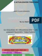 LA ORGANIZACIÓN Y LOS ADMINISTRADORES TRIBUTARIOS