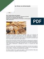 Importância Das Fibras Na Alimentação